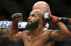 Demetrious Johnson equals UFC record with 10th flyweight title defence