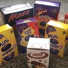 At what age are you 'too old' to get an Easter egg off your parents?