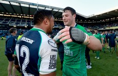 Bundee Aki in 'no doubt' Robbie Henshaw will be a Lions starter this summer