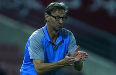 Tony Adams' time in charge of Granada got off to the worst possible start