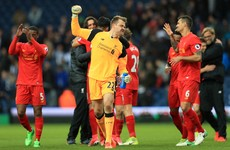 Klopp hails Mignolet as Liverpool close in on top-four finish