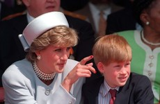 Prince Harry on how he eventually dealt with his feelings over Princess Diana's death