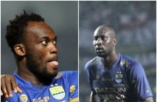Ex-Blues Michael Essien and Carlton Cole made their debuts in Indonesia over the weekend