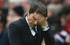 'Where was Conte?' - Neville slams subdued Chelsea boss for role in Man Utd defeat
