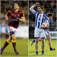 County teammates Macauley and Brogan face-off in the standout Dublin SFC opener this week