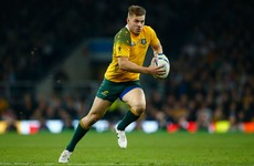 Wallabies and Toulon wing Drew Mitchell announces his decision to retire