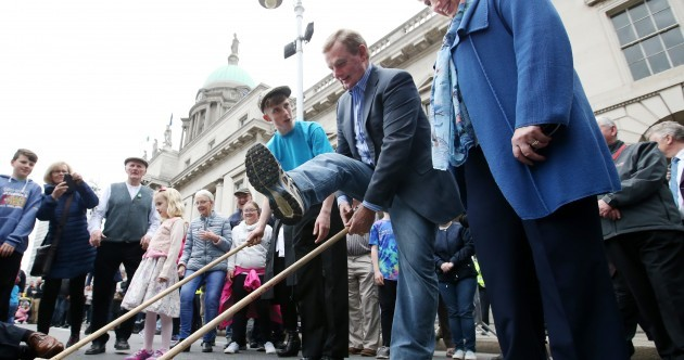 Cruinniú na Cásca: Hundreds of thousands attend Ireland's newest cultural festival