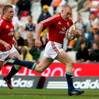 'You just can't think about it' - Earls not stressing over Lions call