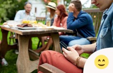 Poll: Do you use your phone at mealtimes?