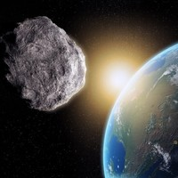 Large asteroid to hurtle past Earth tomorrow