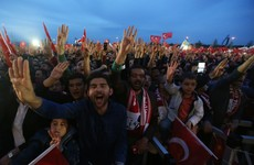 Erdogan tells rivals to 'know their place' as opponents claim referendum was fixed