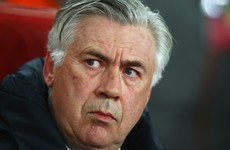 Furious Ancelotti wants VARs after Bayern's controversial exit