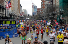 Adidas sorry for email praising those who 'survived' Boston Marathon