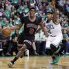 Rondo return haunts Celtics as top seeds in East slump to another surprise playoff defeat