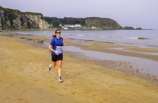 Forget The Gym, forget the office! Dropping her 9-5 to pursue a life immersed in running