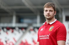 Ryan misses out but 'point of difference' Henderson makes Lions squad