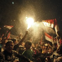 Timeline: One year since Egypt's Arab Spring
