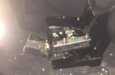 Fire crews free boy after he got his hand trapped inside a cinema seat