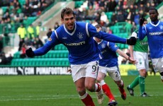 In demand: Jelavic's father talks up Liverpool move