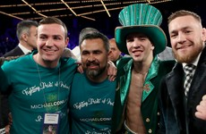 Michael Conlan is heading to Chicago for his second pro fight