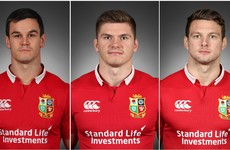 Sexton no foregone conclusion at 10 as Gatland keeps options open