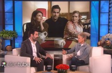 Everyone fell in love with Rob Delaney talking about Carrie Fisher and Catastrophe on Ellen