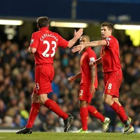 Gerrard and Carragher to line out for Liverpool in end-of-season game
