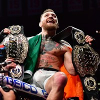 Conor McGregor named as one of Time's 100 most influential people