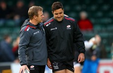 Mark McCall 'the rock at the core of Saracens' - Brad Barritt