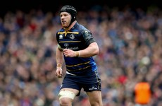 O'Brien ruled out with hamstring injury as Nacewa wins 50th European cap