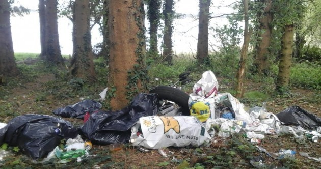 Photos: Litter-picking turf-war at Blessington Lakes leaves locals frustrated