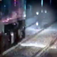 'It's an absolute nightmare': Dart driver on the fear of hitting people on the tracks
