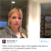 Anna Faris is livetweeting getting ready for the red carpet with Chris Pratt, and it's weirdly compelling