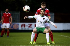 Perfect 10 for Cork City as Preston North End boss shows up to watch Maguire