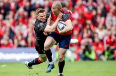As it happened: Munster v Saracens, Champions Cup semi-final