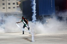 Israeli activists taunt Palestinian hunger strikers by having barbecue outside prison