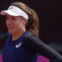 Fed Cup match suspended after verbal abuse leaves GB's Johanna Konta in tears