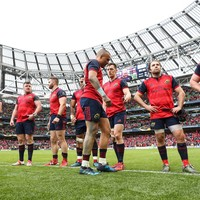 'We gave them 45 minutes of hell,' says Ryan as Munster vow to come back stronger