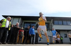 Neil McManus grabs 1-13 in Antrim's thrilling extra-time win over Carlow