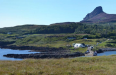 A newborn baby pushes a tiny, fascinating Scottish island's population to 105 (we think)