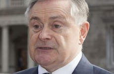 Brendan Howlin hits out at 'sham' government and 'racist' Trump