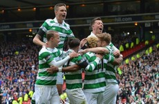 The treble is still on for Celtic after another Old Firm win in cup semi-final