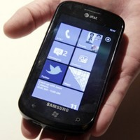 Microsoft unveils Windows 7 phones