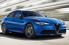 Alfa Romeo has added serious power to its Giulia Veloce