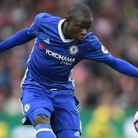 Chelsea's French dynamo Kante named player of year