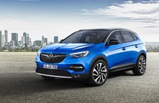 Opel has unveiled a new SUV called the Grandland X