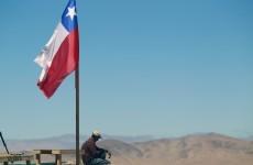 6.2-magnitude earthquake strikes off south-central Chile