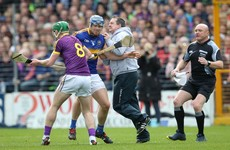 Wexford won't appeal Davy Fitzgerald's 'harsh' eight-week ban for league semi-final incident