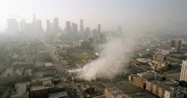 25 years ago: More than 50 died and LA was ripped apart in the Rodney King riots