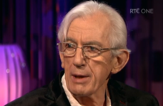 Shay Healy hits out at 'low life thug' who stole Eurovision trophy